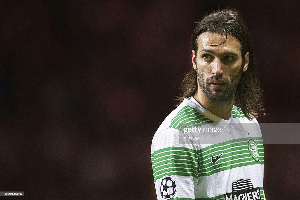 Champions League - Celtic FC v Ajax : News Photo