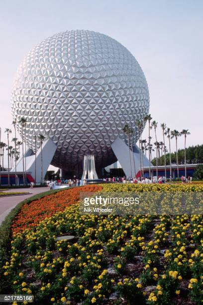EPCOT Geosphere and Gardens