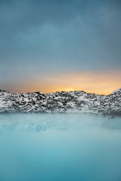 Geothermal Hot Springs, Blue Lagoon, Iceland
