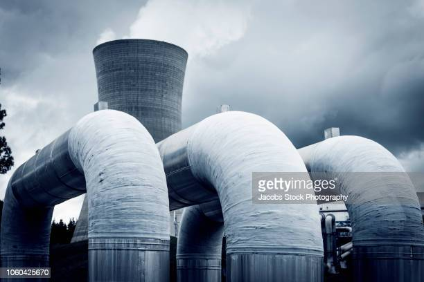 Geo-Thermal Power Station