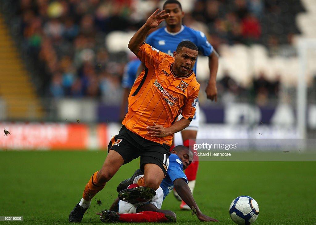 Hull City v Portsmouth - Premier League