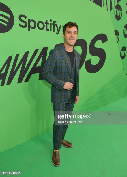 Gepe attends the 2020 Spotify Awards at the Auditorio Nacional on March 05 2020 in Mexico City Mexico