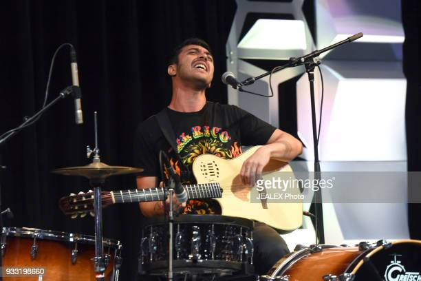 Gepe performs onstage at International Day Stage during SXSW on March 17 2018 in Austin Texas