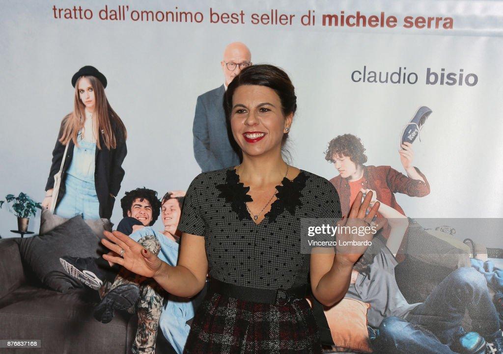 Gli Sdraiati Photocall In Milan