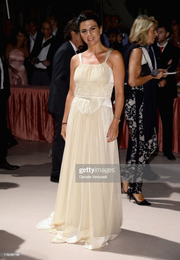 Geppi Cucciari attends the Opening Ceremony during The 70th Venice International Film Festival on August 28, 2013 in Venice, Italy.