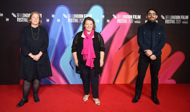 """GBR: """"After Love"""" Premiere - 64th BFI London Film Festival"""