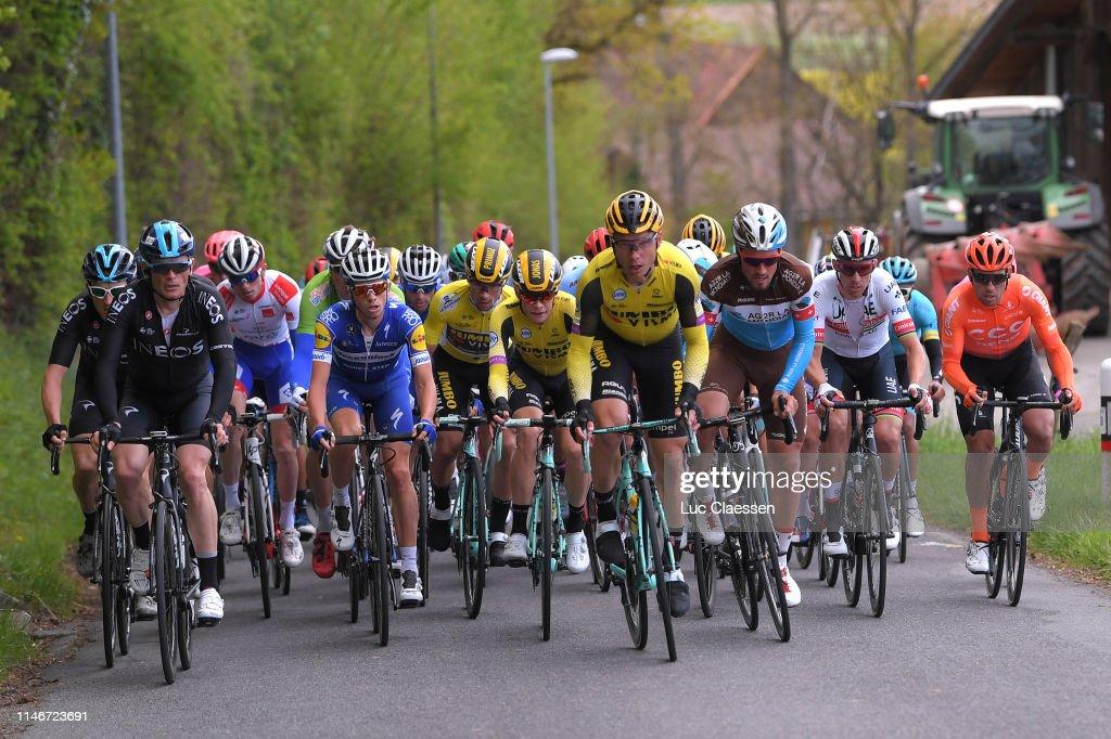 73rd Tour de Romandie 2019 - Stage 3 : ニュース写真
