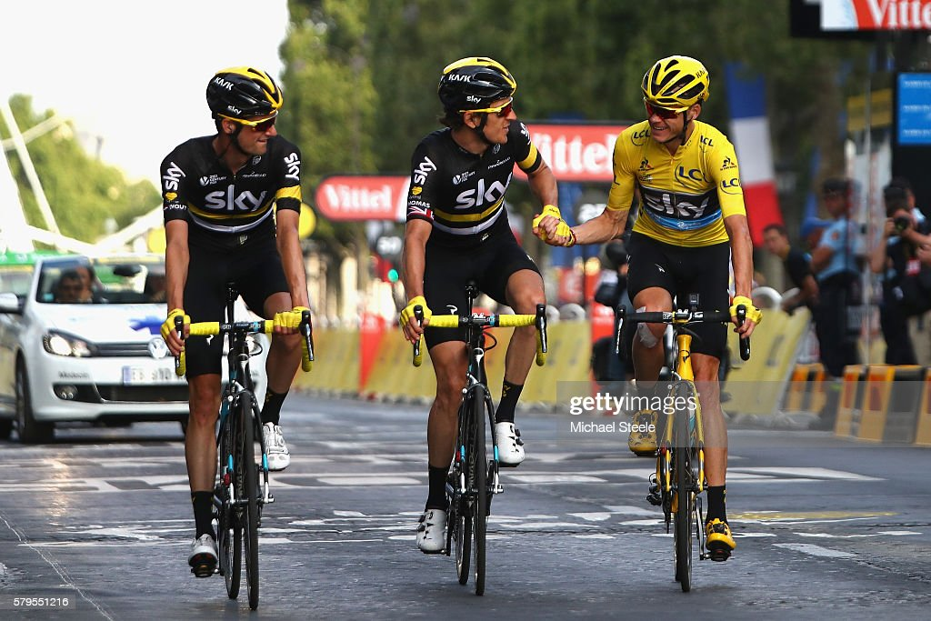 Le Tour de France 2016 - Stage Twenty One : ニュース写真