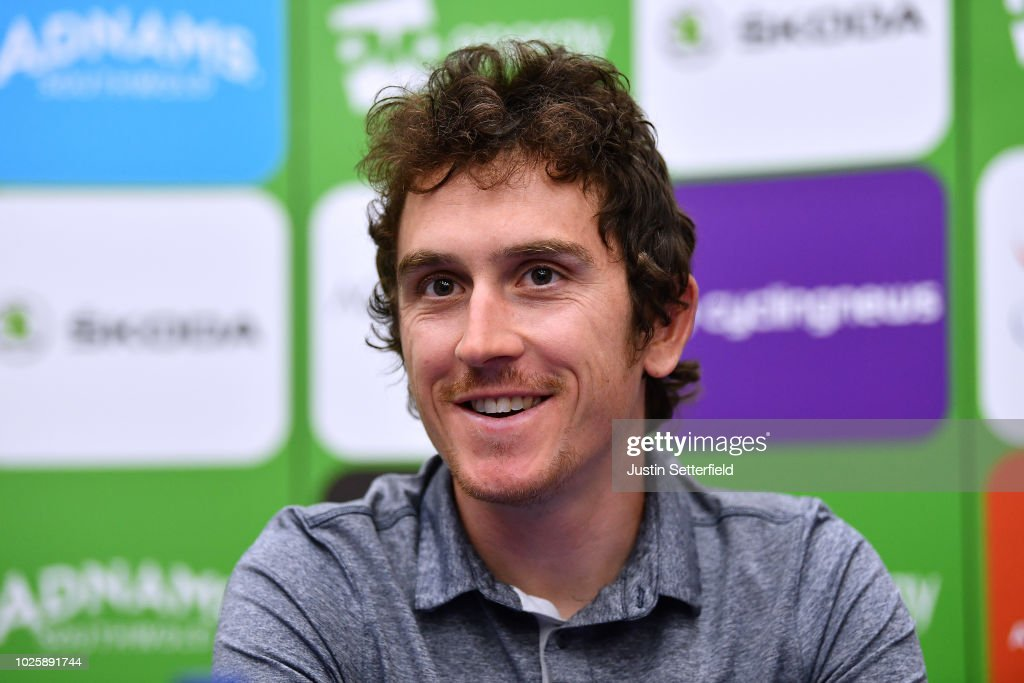 Cycling: 15th Tour of Britain 2018 / Press Conference : ニュース写真