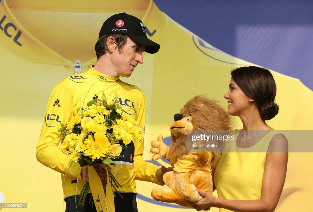 Le Tour de France 2018 - Stage Eighteen : ニュース写真