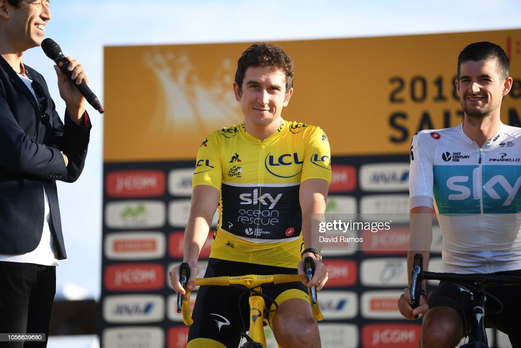 6th Tour de France Saitama Criterium 2018 - Media Day : ニュース写真
