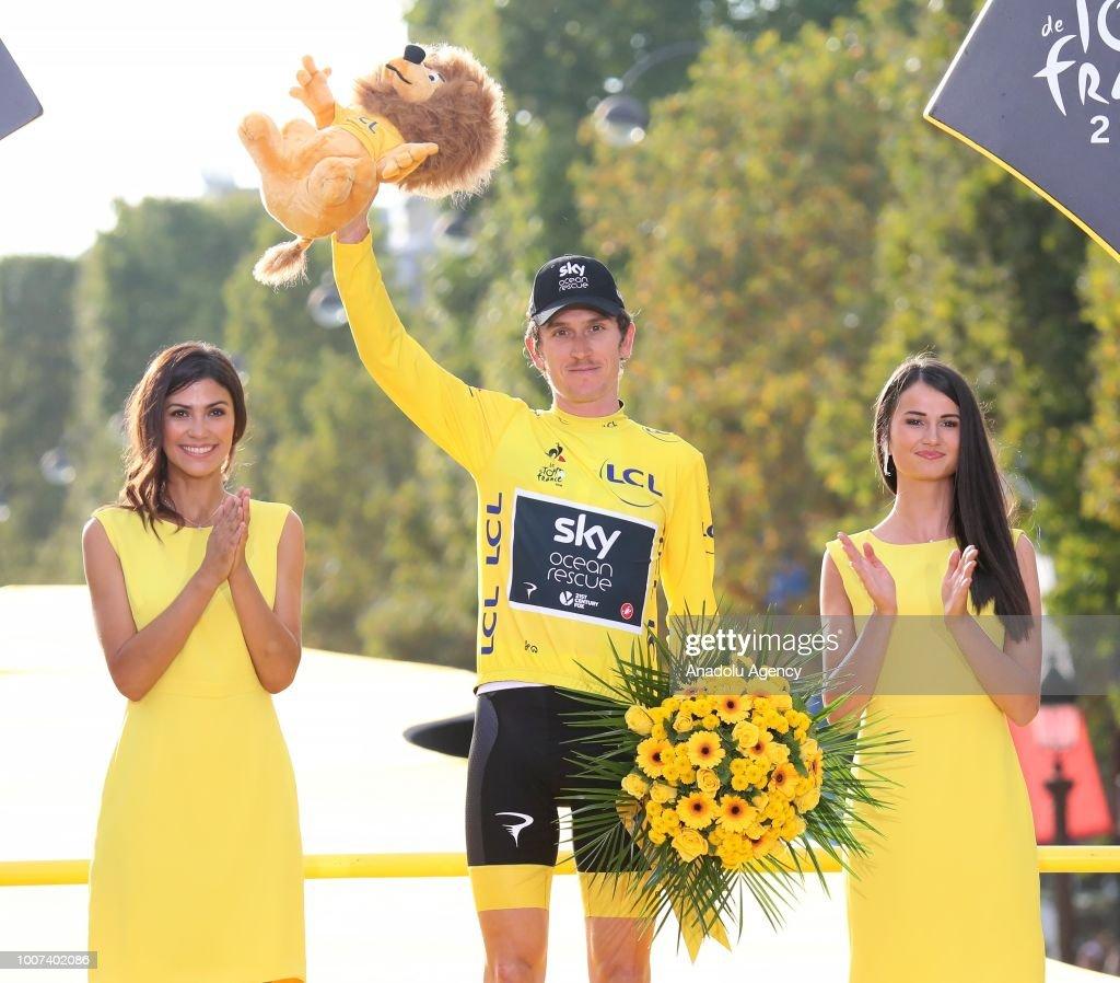Tour de France 2018 - Final Stage : Fotografia de notícias