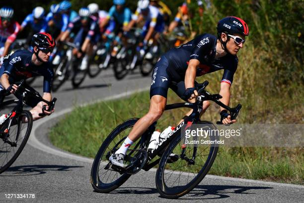 Geraint Thomas of The United Kingdom and Team INEOS Grenadiers / during the 55th Tirreno-Adriatico 2020, Stage 2 a 201km stage from Camaiore to...