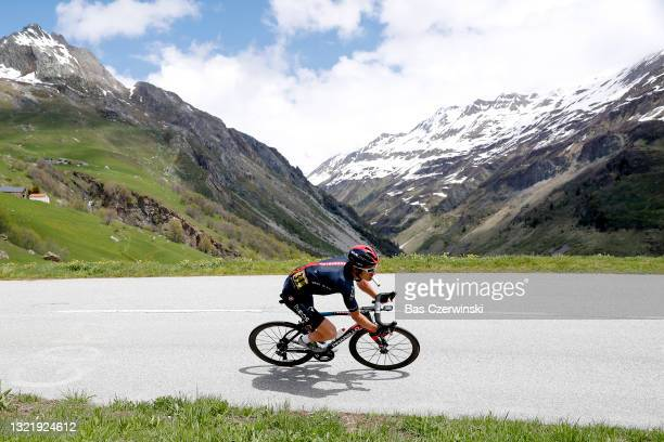 Geraint Thomas of The United Kingdom and Team INEOS Grenadiers during the 73rd Critérium du Dauphiné 2021, Stage 7 a 171,5km stage from...