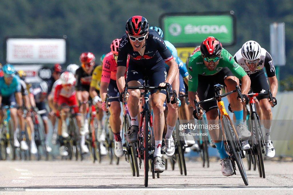 73rd Critérium du Dauphiné 2021 - Stage 5 : ニュース写真