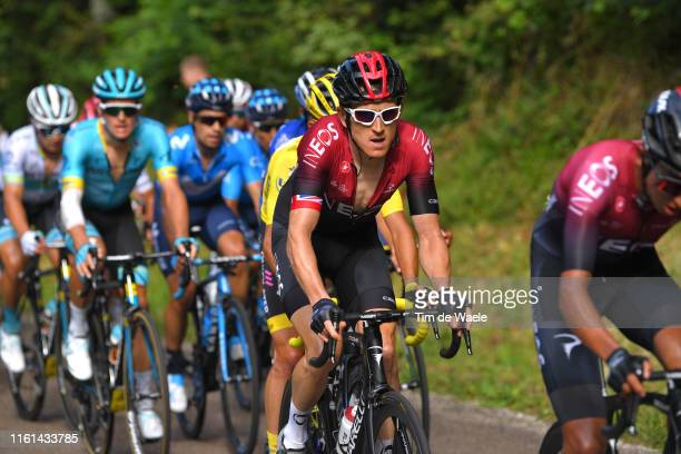 Geraint Thomas of United Kingdom and Team INEOS / during the 106th Tour de France 2019, Stage 6 a 160,5km stage from Mulhouse to La Planche des...