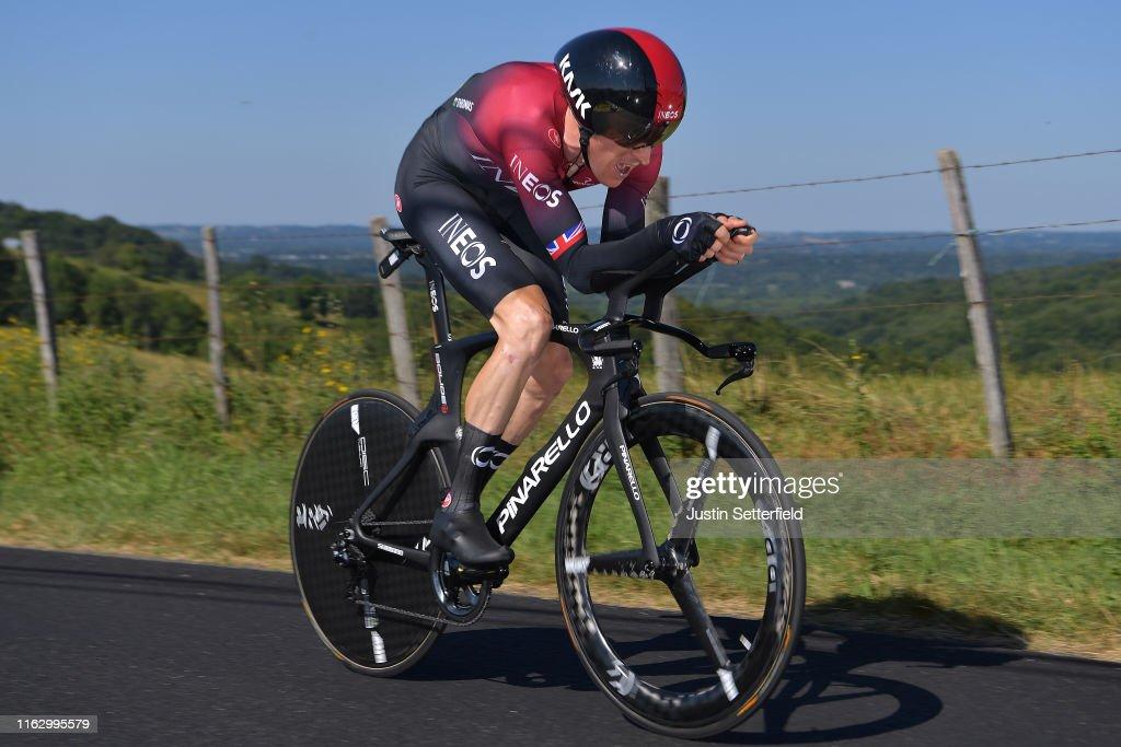 106th Tour de France 2019 - Stage 13 : Photo d'actualité