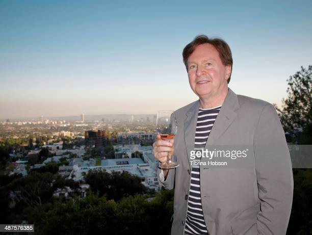 Gerald Casale of Devo attends the '50 By 50' launch tasting event hosted by founder Gerald Casale at Kun House on April 30 2014 in Los Angeles...
