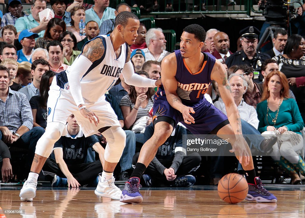 Danny Green And Gerald Green