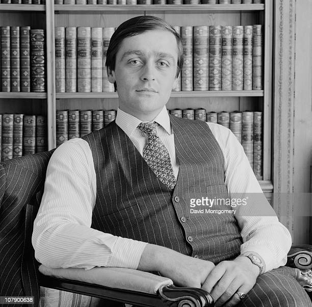 Gerald Grosvenor the 6th Duke of Westminster 24th October 1984 The Sunday Times Rich List 2010 ranked him as the third richest person in the UK