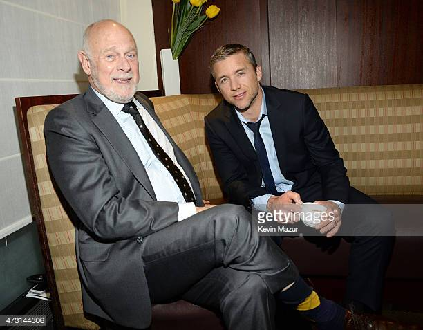 Gerald McRaney and Jeff Hephner attend the Turner Upfront 2015 at Madison Square Garden on May 13 2015 in New York City 25201_002_KM_0079JPG