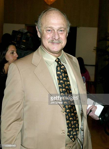 Gerald McRaney during 40th Annual Publicists Awards Arrivals at Beverly Hilton Hotel in Beverly Hills California United States
