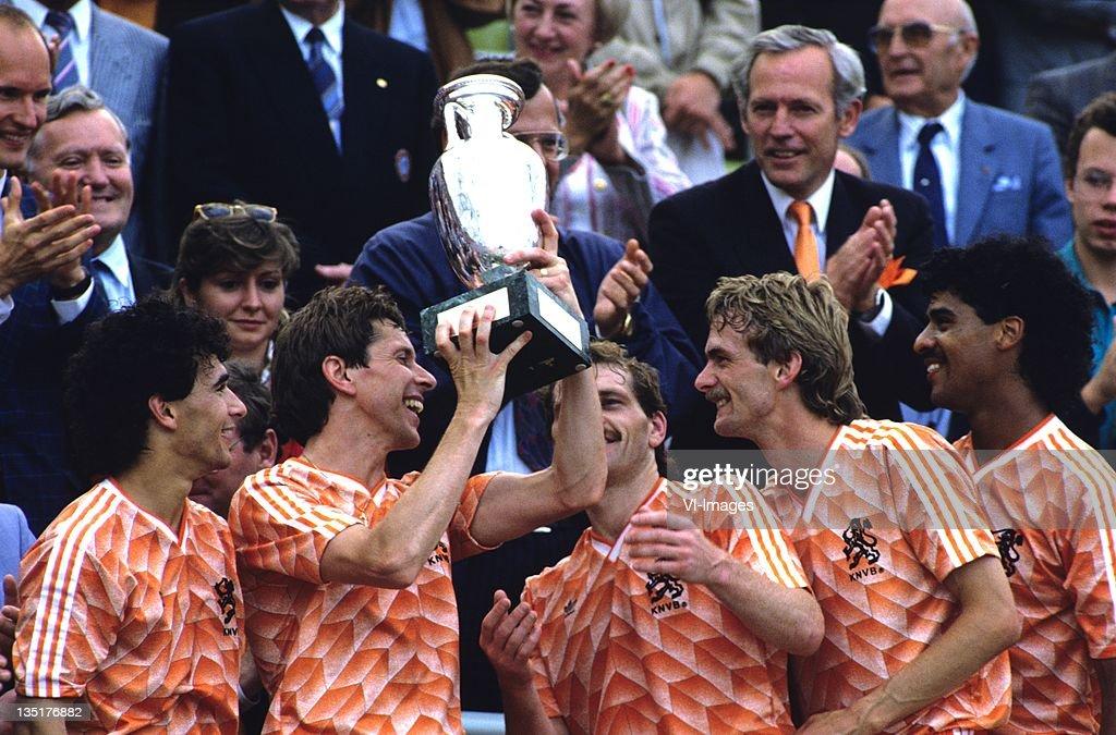 UEFA European Championship 1988 - VI Archive : News Photo