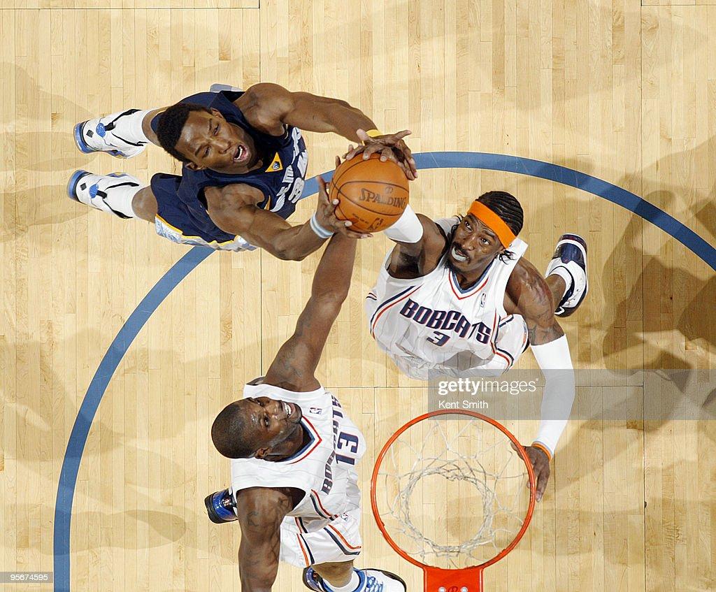 Memphis Grizzlies v Charlotte Bobcats