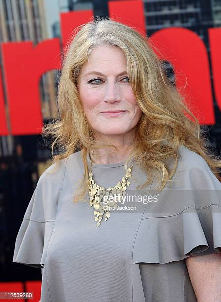 Geraldine James attends the European Premiere of Arthur at Cineworld 02 on April 19 2011 in London England