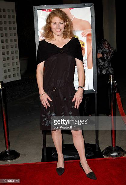Geraldine James during AFI Film Festival Opening Premiere of Calendar Girls at The Cinerama Dome in Hollywood California United States