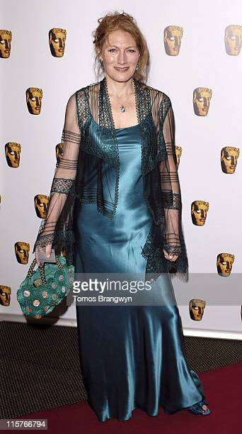 Geraldine James during BAFTA Craft Awards Inside Arrivals May 19 2006 at Grosvenor House in London Great Britain