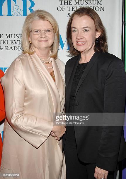 Geraldine Laybourne and Judy McGrath