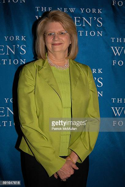 Geraldine Laybourne attends The New York Women's Foundation 2005 'Celebrating Women' Breakfast at New York Marriott Marquis on May 12 2005 in New York
