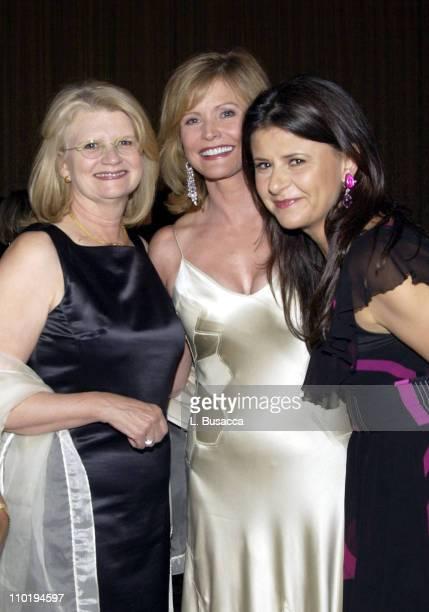 Geraldine Laybourne Catherine Crier and Tracey Ullman