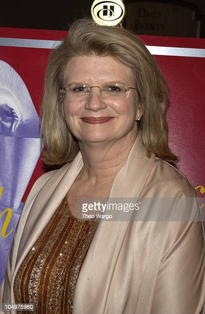 Geraldine Laybourne during American Women in Radio Television 27th Annual Gracie Allen Awards at New York Hilton Grand Ballroom in New York City New...