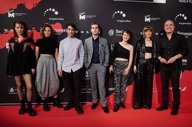 ESP: Latinamerican Premieres In Madrid - Iberseries 2021