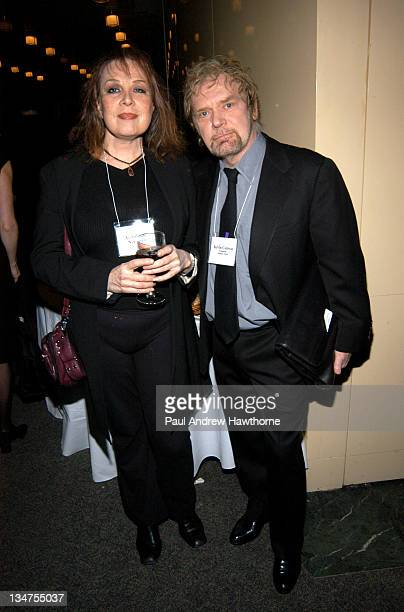 Geraldine Newman and Kevin Conway during 55th Annual Christopher Awards at Time Life Building in New York City New York United States