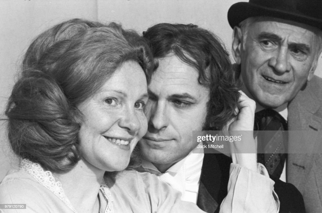 Geraldine Page with he...