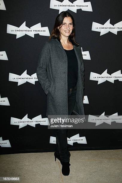 Geraldine Pailhas attends the Maurice Pialat Exhibition And Retrospective Opening at Cinematheque Francaise on February 18 2013 in Paris France