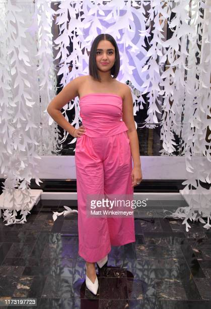 Geraldine Viswanathan attends The Hollywood Reporter TIFF Studio presented by St Regis MAC and Martell at The St Regis Toronto on September 08 2019...