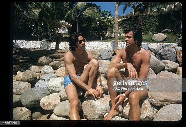 'Geraldo Rivera and the Beautiful People' Shoot Date March 28 1974 L