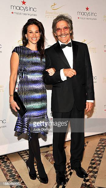 Geraldo Rivera and wife Erica attend the 2012 European School Of Economics Foundation Vision And Reality Awardsat Cipriani 42nd Street on December 5...