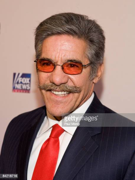 Geraldo Rivera attends salute to Brit Hume at Cafe Milano on January 8, 2009 in Washington, DC.
