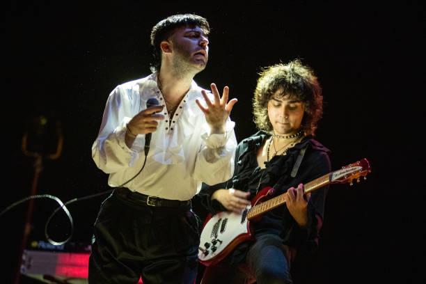 ESP: 'Los Planetas: Concierto esencial + El Ultimo vecino' Concert In Madrid