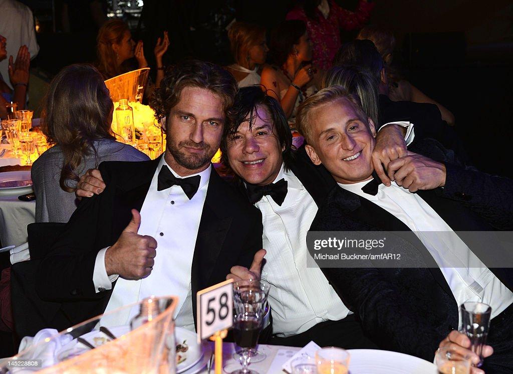 2012 amfAR's Cinema Against AIDS - Dinner : News Photo