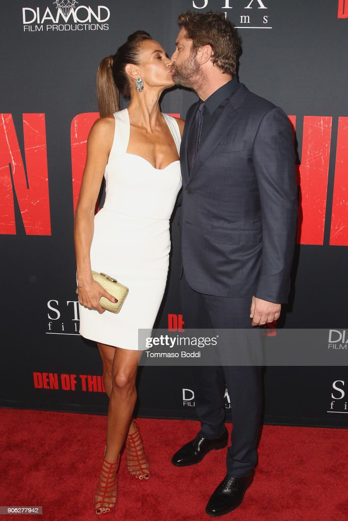 "Premiere Of STX Films' ""Den Of Thieves"" - Arrivals"