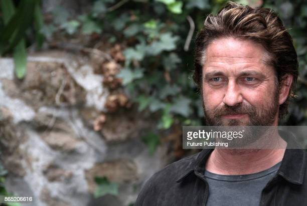 Gerard Butler attends a photocall for 'Geostorm' at Hotel De Russie on October 22 2017 in Rome Italy Marco Ravagli / Barcroft Images