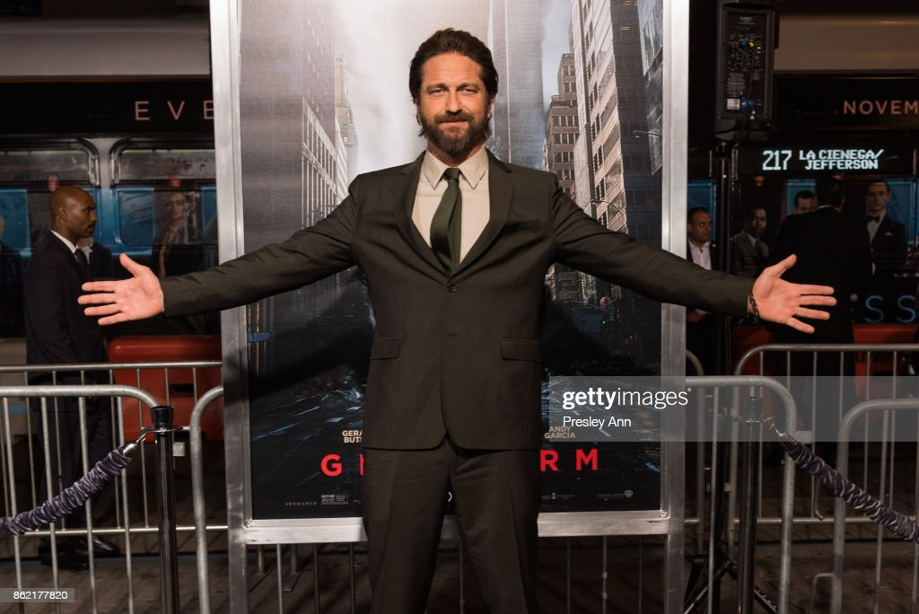 "Premiere Of Warner Bros. Pictures' ""Geostorm"" - Arrivals"