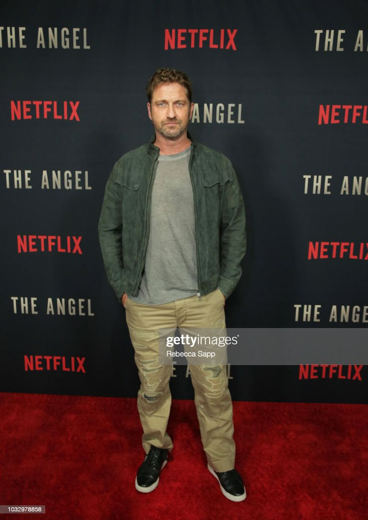 "Los Angeles Special Screening of Netflix's ""The Angel"""
