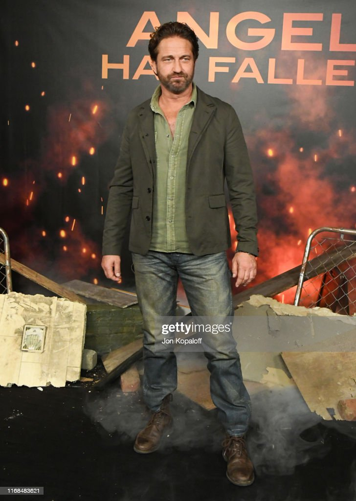 """Photocall For Lions Gate's """"Angel Has Fallen"""" : News Photo"""